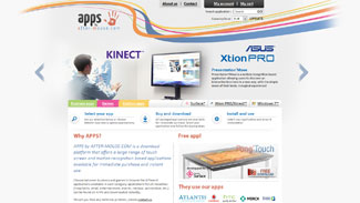 APPS home page